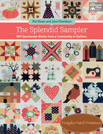 The Splendid Sampler Book