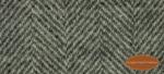 Wool Fat Quarter - Snow Cream Herringbone