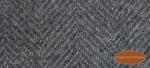 Wool Fat Quarter - Gunmetal Herringbone