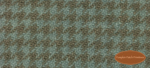 Wool Fat Quarter - Dove Houndstooth