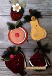 Fruit Salad Needle Keepers