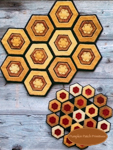 Hexi Honeycombs