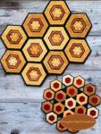 Hexi Honeycombs