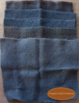 Wool Stack Country Blue