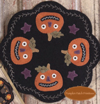 Folkart Penny Mats - October
