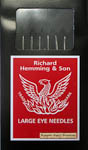Richard Hemming & Son Sharps No. 6