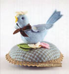 Bitty Bird Pincushion