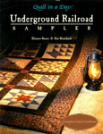 Underground Railroad Sampler Book