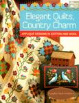 Elegant Quilts, Country Charm Book