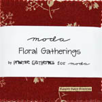 Floral Gatherings Mini Charm Pack